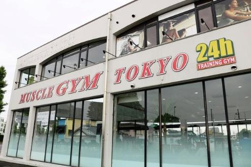 株式会社 同心会 MUSCLE GYM TOKYO運営